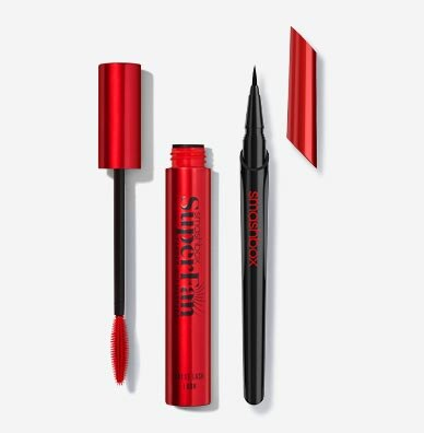 Wing It Mascara & Liner Set