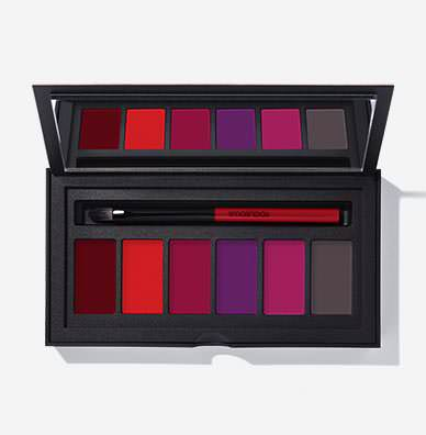 BE LEGENDARY PUCKER UP LIPSTICK PALETTE